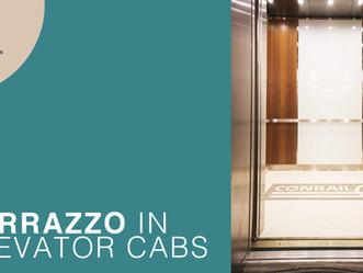 Terrazzo in Elevator Cabs