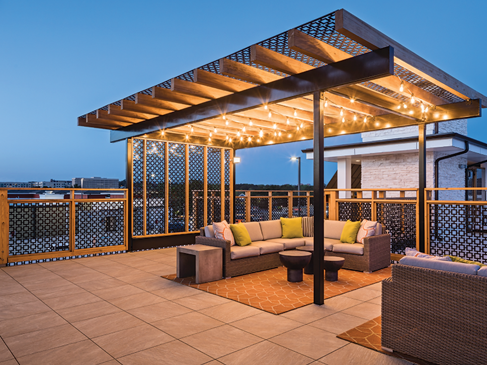 Porcelain Pavers for Roof Top Applicatio