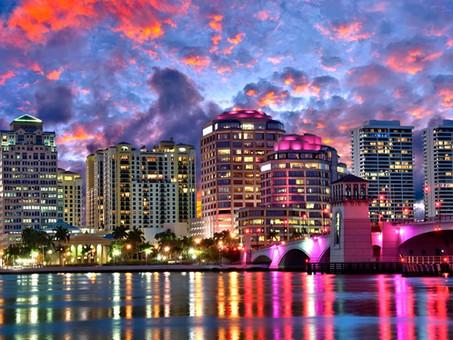 West Palm Beach Florida Terrazzo