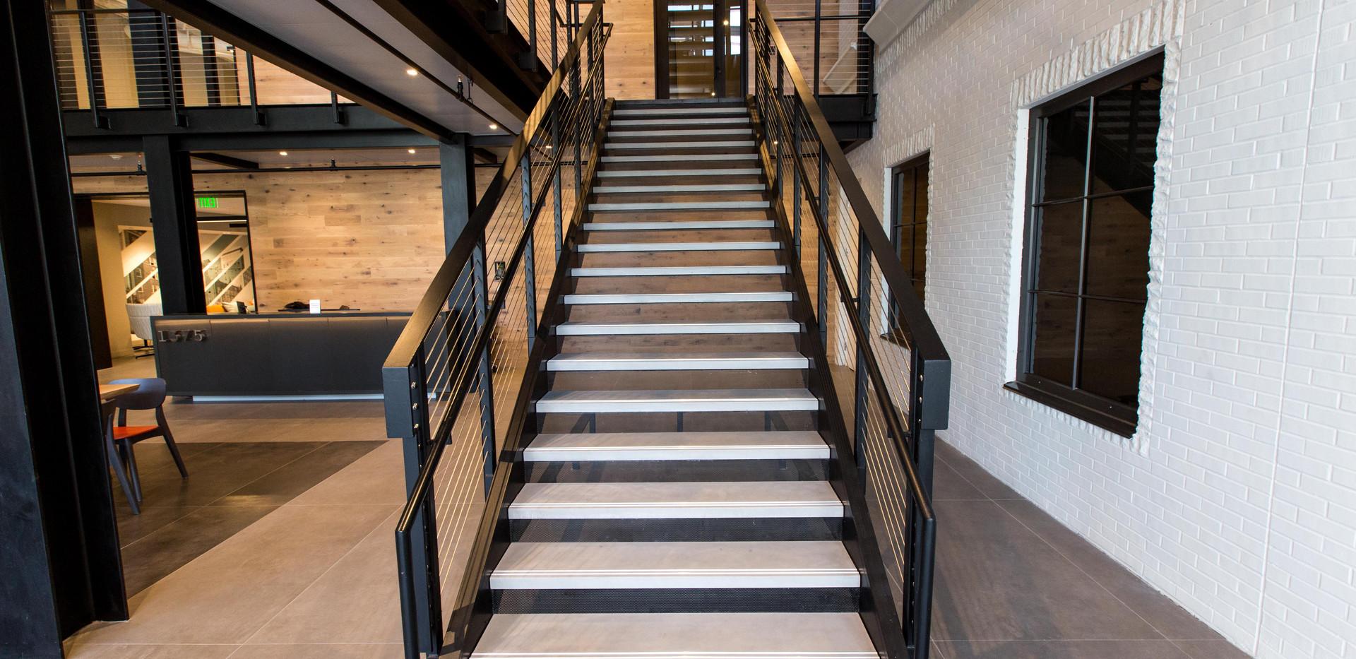 Concrete Stair Treads