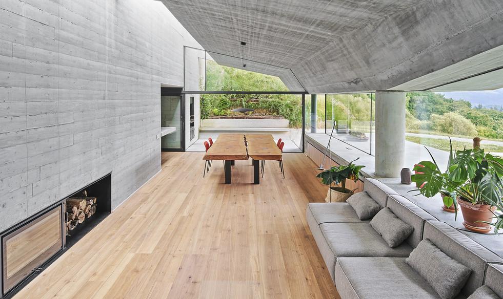 Wide Plank French Oak  Flooring