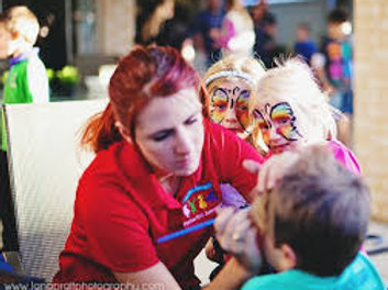Face Painting OR Balloon Animals