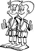 Judowert Freundschaft