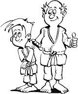 Judowert Bescheidenheit