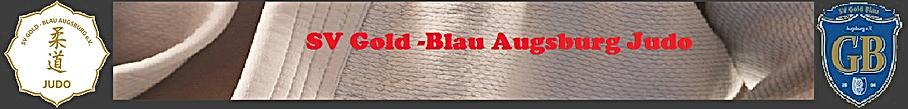 Judo Augsburg, SV Gold-Blau Augsburg