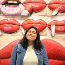 Michelle of @artworldnyc