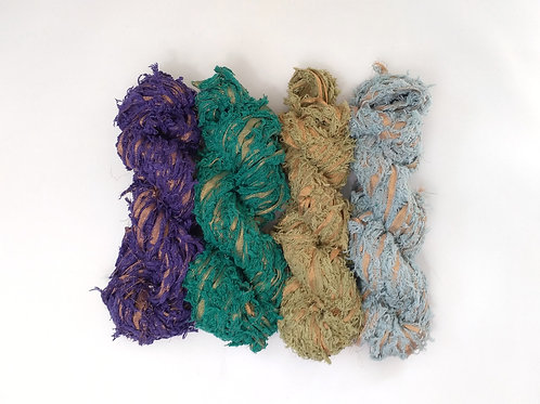 Recycled Cotton Frizz Ribbon