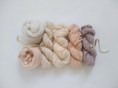 Blush Baby Fibre Pack