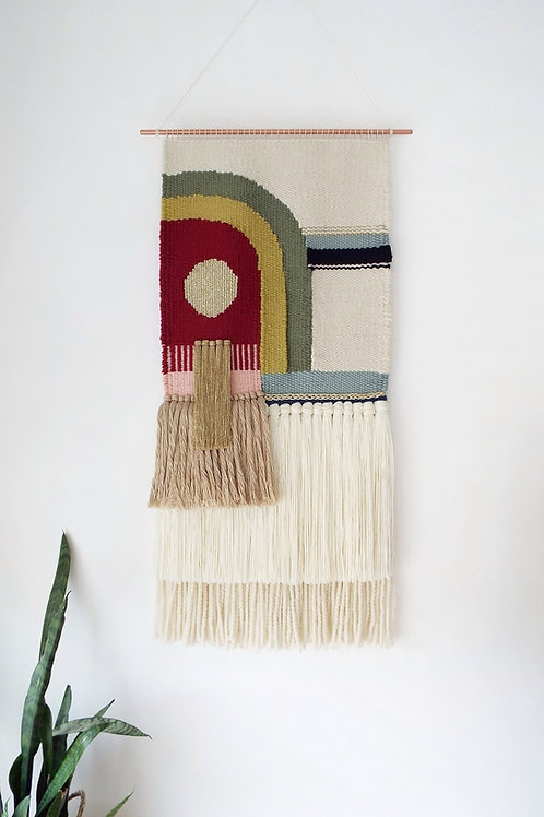 Cresent Tapestry