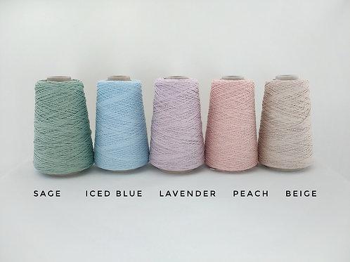 Soft Cotton Warp Thread