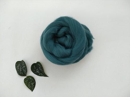 Duck Egg Merino wool roving top