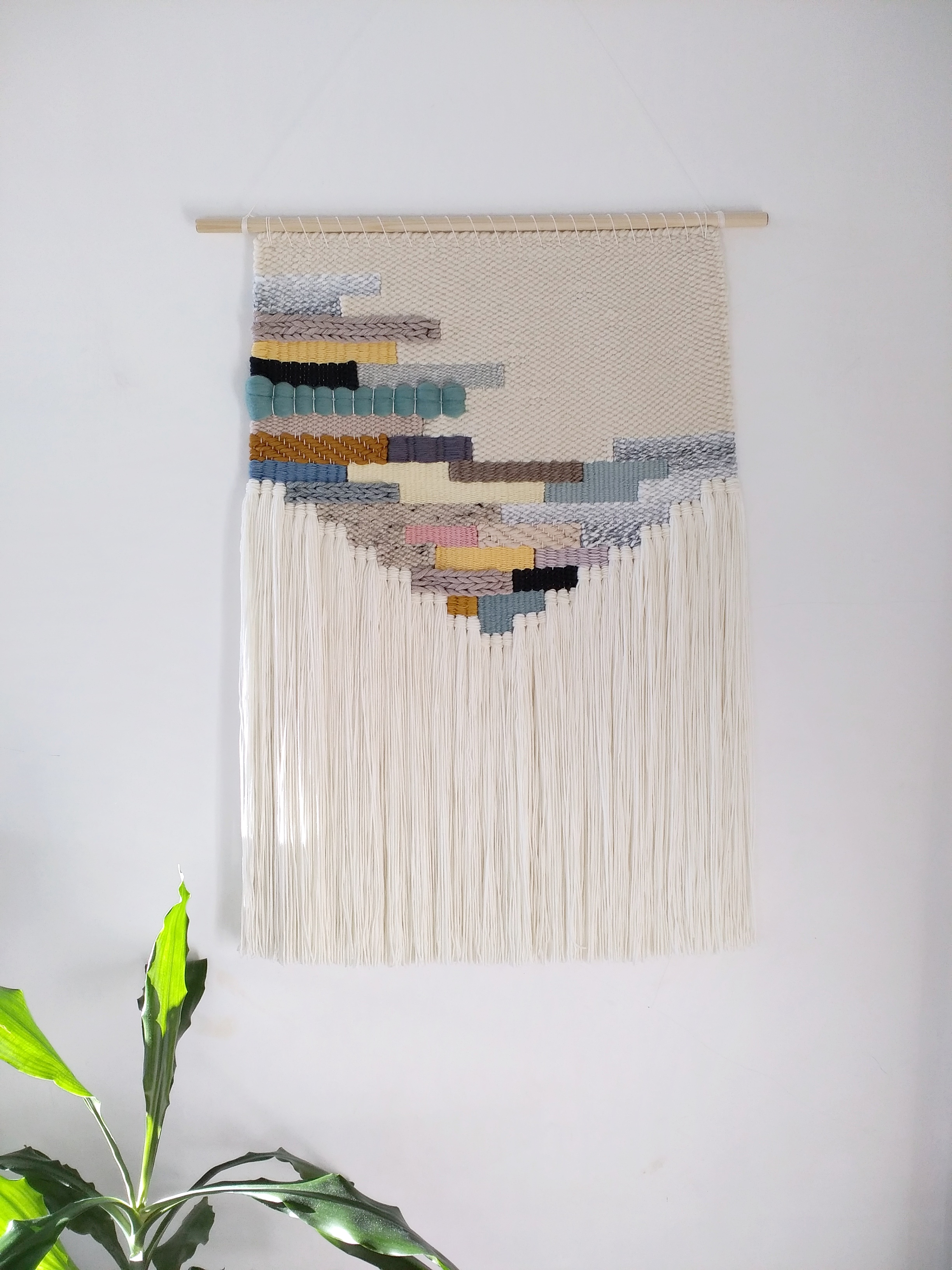 Colour Block Tapestry