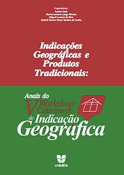 Anais V Workshop Catarinense de Indicação Geográfica