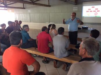 Novas perspectivas para Agricultores de São João Batista