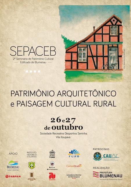 Patrimônio Arquitetônico e Paisagem Cultural Rural