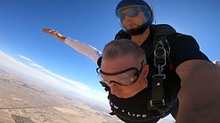 Mark Skydiving