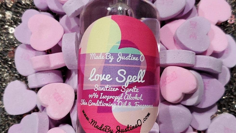 Love Spell Sanitizer Spritz