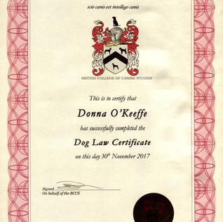 Dog Law Certificate.jpg
