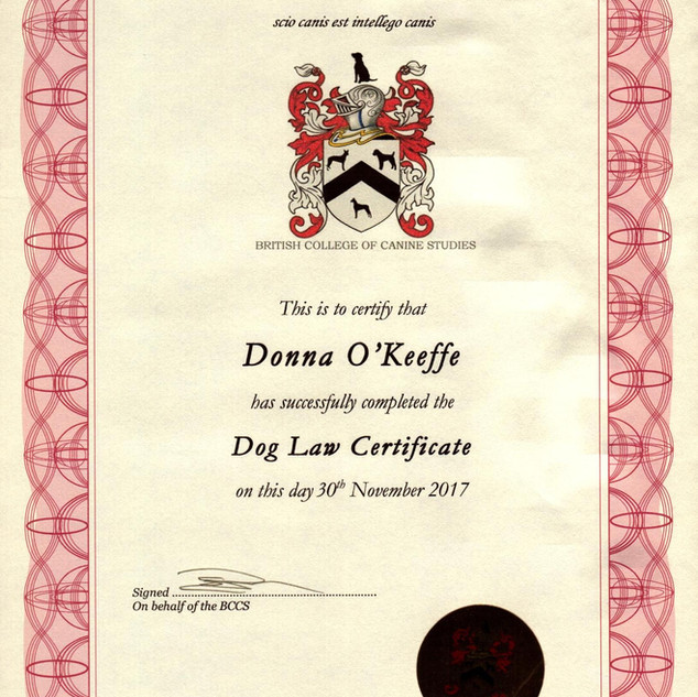 Dog Law Certificate.jpg