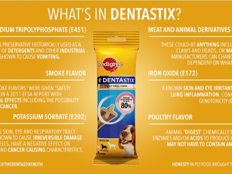 Not so Dental Stix