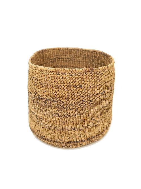 Dark Weave Basket {10 in}