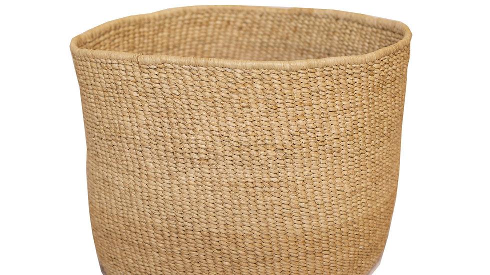 Natural Weave Basket {10 in}