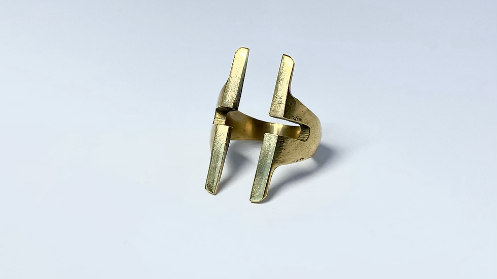 H is for Hope Ring
