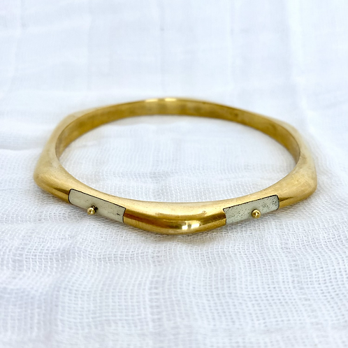 Gilded Turret Bracelet