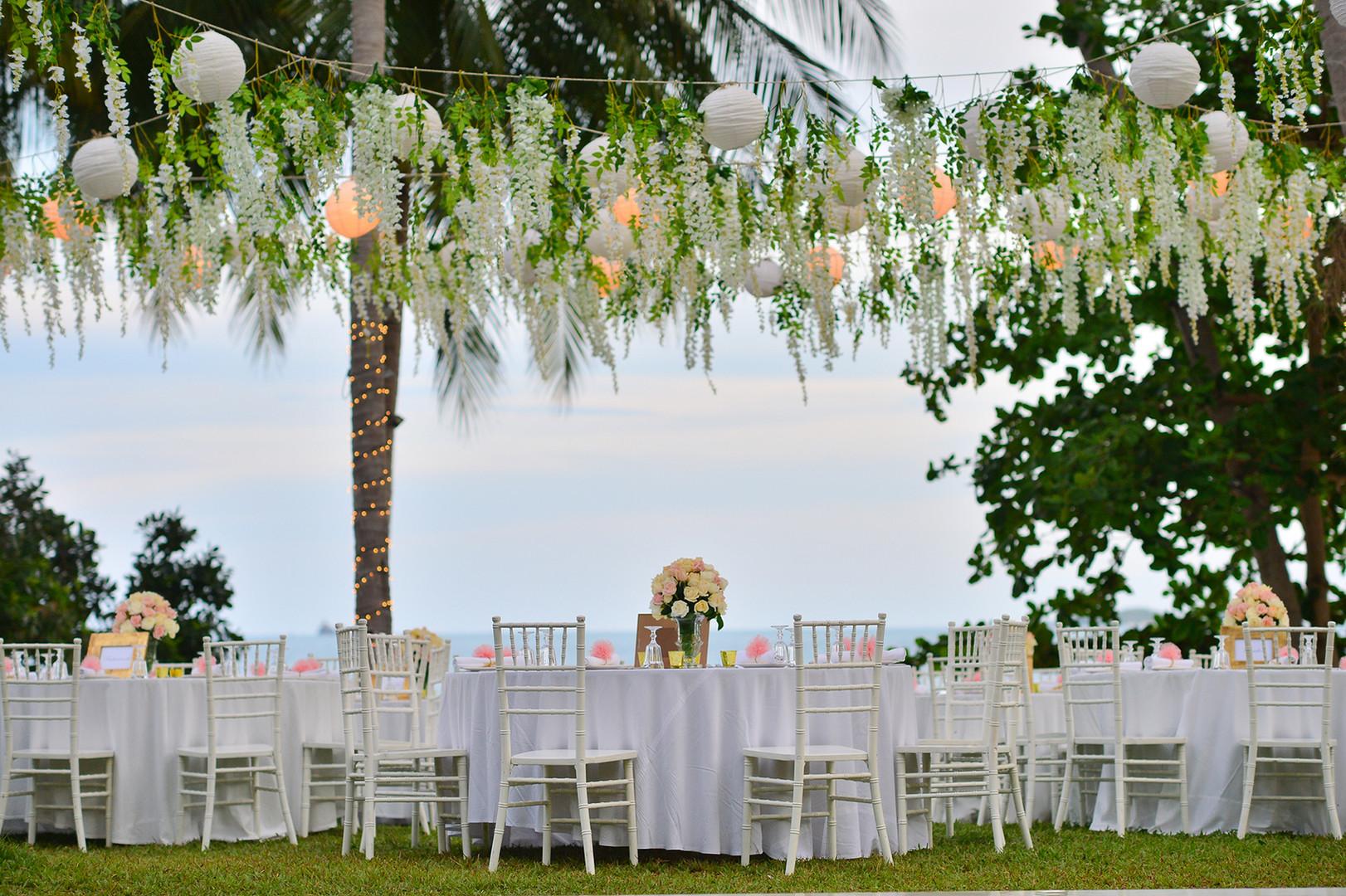 熱帯の結婚式