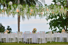 La boda tropical