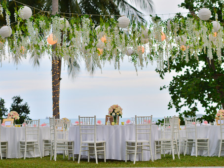 7 Fun Beach Wedding Reception Ideas