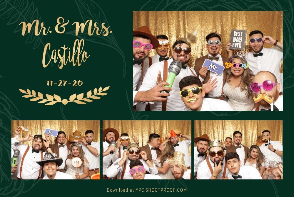 Photo Booth Print Design