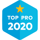 2020 Top Pro Badge for Photo Booth Service