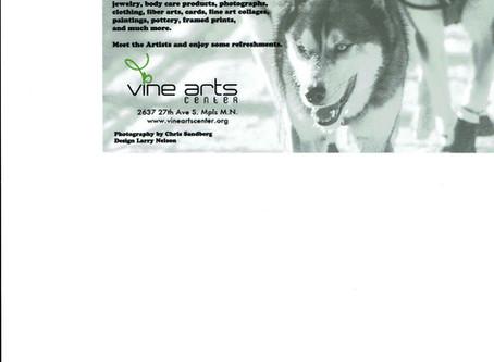 Seward Neighborhood Winter Frolic - Vine Arts Building Holiday Sale