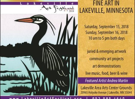 Lakeville Art Festival