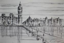Westminster bridge 2012 - SOLD