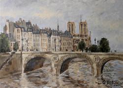 Notre Dame 2013 - SOLD