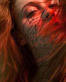 Touch of muse by Eliska Kyselkova