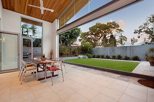 Perth Architects Gantier Architecture Out Door Living Design Claremont Residence