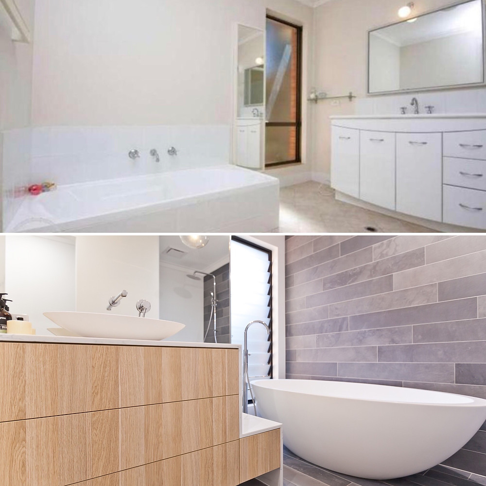 Before and After - Mosman Park Renovation Perth Architect