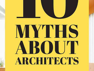 10 Myths About Architects