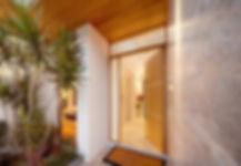 Gantier Architecture Claremont Resident Front Door Entrance