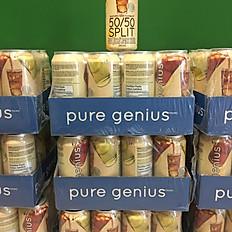 Case of Pure Genius-Guiltless 50/50 Split