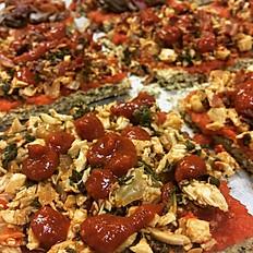 Spicy BBQ Chicken Pizza (2 SLICES)