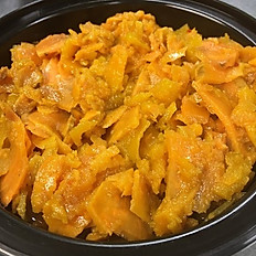 Scalloped Sweet Potato & Butternut Squash