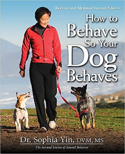 Dr. Sophia Yin helps us to further understand dog behavior and the latest science behind it