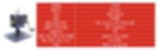 Axicon 12900 2D DPM 검증기 (타워형)