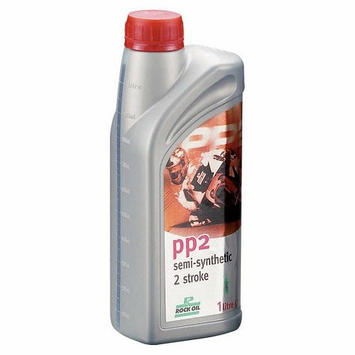 Rockoil PP2 semi-synthetic 2 stroke 1L