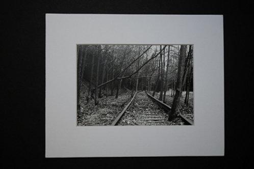 Abandoned Tracks #1