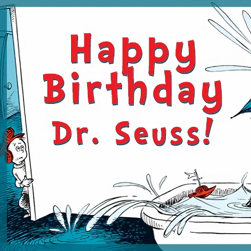 Dr. Seuss Reading Night with Therapy Dogs!